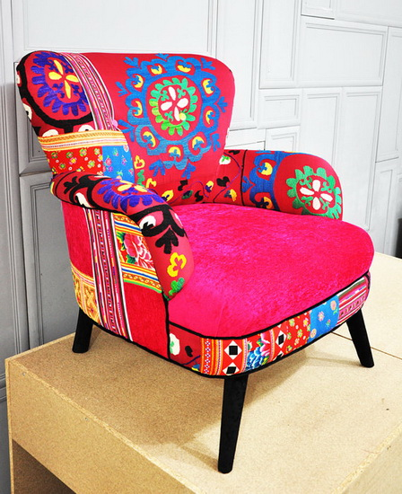 Funky armchairs design ideas amazing vintage and for Funky armchairs